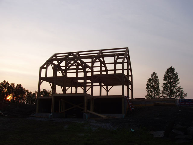 Berry Hill Timber Frames